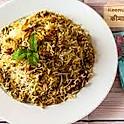 Chicken Keema Biryani
