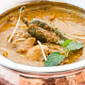 Malai Methi Lamb Curry
