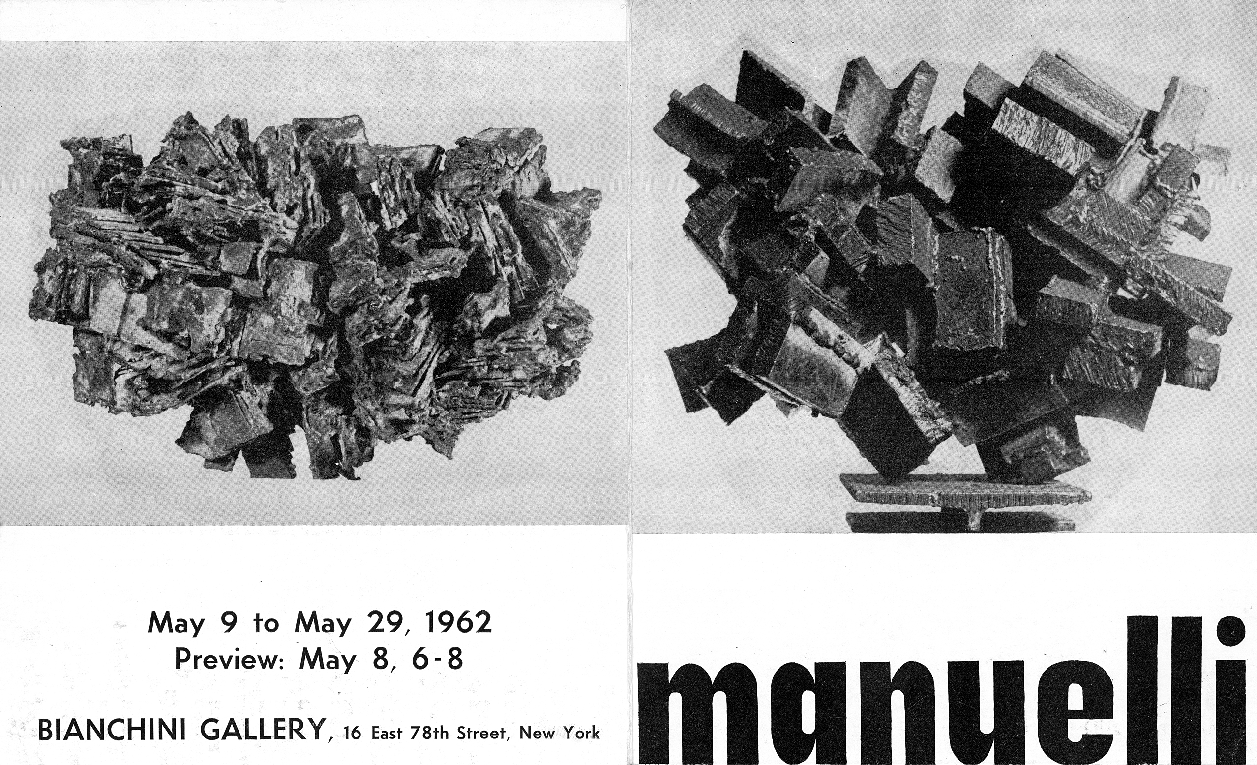 Bianchini gallery - 1962