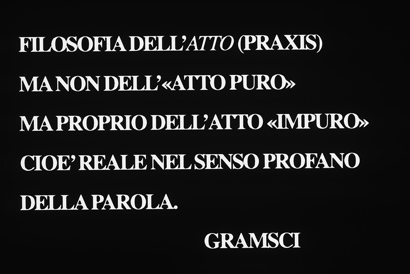 Praxis - particolare