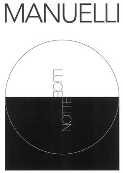 Catalogo di LUCE / NOTTE
