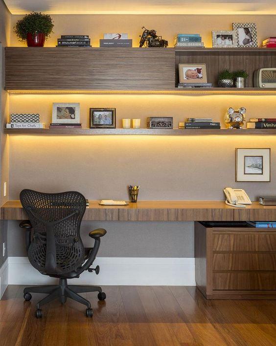 Iluminação Para Home Office