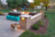 Landscape, Design-Build, Landscaping, Bar, Outdoor Kitchen, Sun Room, 4 Seasons Room, Patio, Johnston, Urbandale, Ankeny, Fire Pit, Iowa, IA