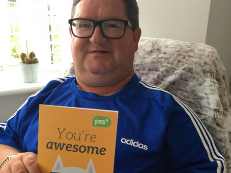 Lee recruited his own Shared Lives carers