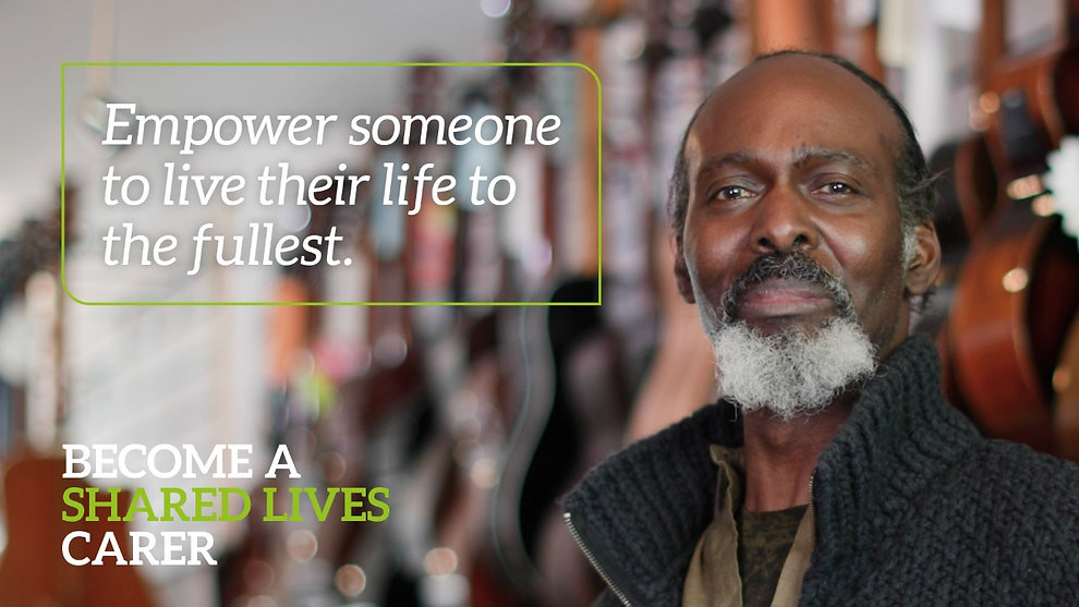 PSS Shared Lives carers