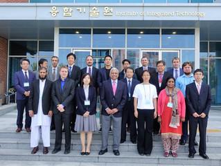 The IAEA Wireless Sensor Committee Meets in Korea
