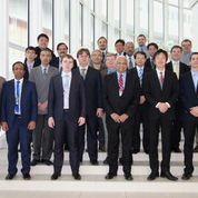 International Team Members of IAEA