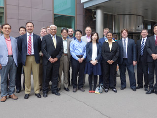 The IAEA Wireless Sensor Committee Meets in Moscow July 11-15, 2016