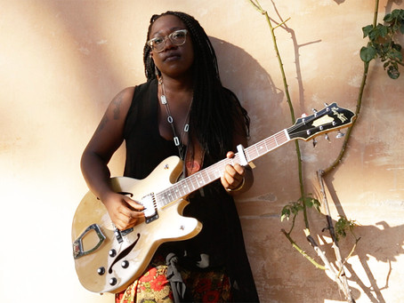 Melissa Laveaux: Interview With the Singer-Songwriter and Guitarist