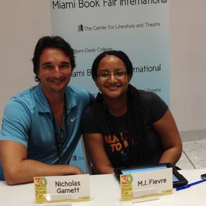 Miami Book Fair International: All That Glitters