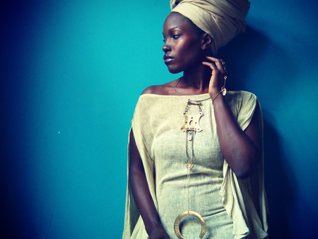 Multi-Faceted Artist Nzingah Oniwosan On Her Jewelry Line