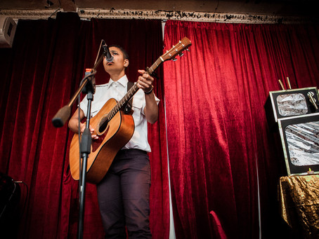 Sika: An Interview with the Folk Rock Singing Sensation
