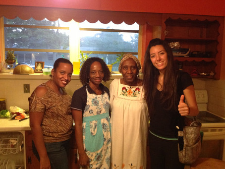 (It's More than Just) Cooking with Liliane