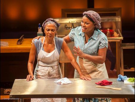 France-Luce Benson: Risen from the Dough