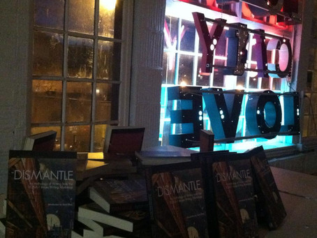 Vona/Voices and Dismantle Launch Party at AWP
