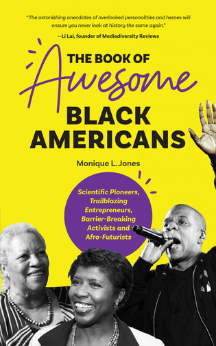 Book - The Book of Awesome Black America