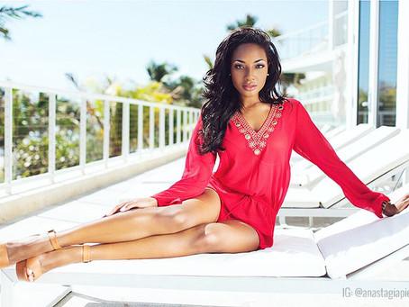Interview: Vanessa Nina, Miami-based Haitian-American Model