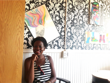 Sophia Domeville: An Interview with the Visual Artist and Painter