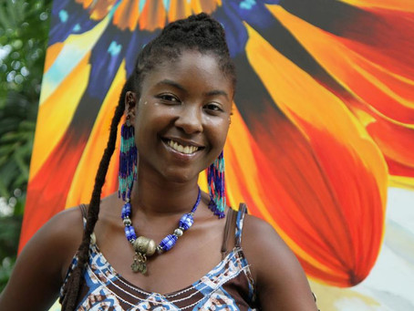 Visual Artist Makeda Enlightens the Nature Within