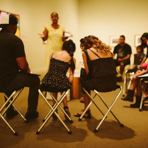 04.13.13 O, Miami! Trilingual Poetry Workshop at MAM