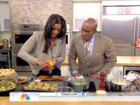 Vanessa Cantave: The Chef Talks Cooking and Entrepreneurship