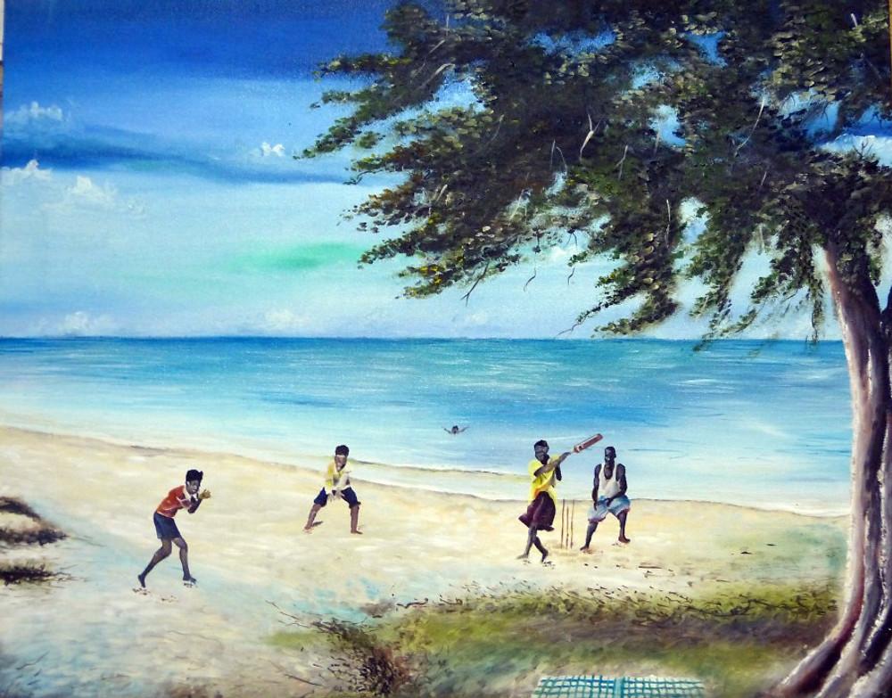 Summer One, by Glenroy Aaron