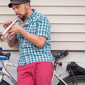 Acoustic Bicycle Tour: Peddling Poets Bike Ride