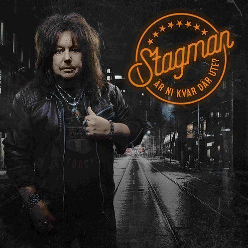 Stagman (Zinny Zan) - Stagman CD