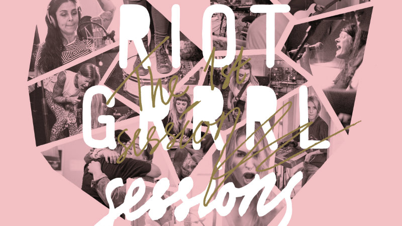 Riot Grrrl Sessions - The 1st Session VINYL
