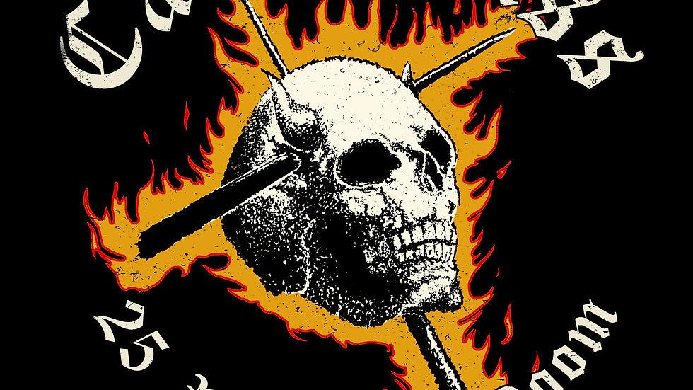 Candlemass - 25 years Of Doom  ANNIVERSARY T-SHIRT