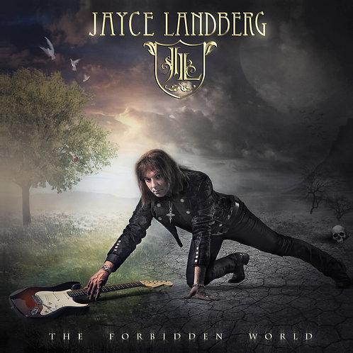 Jayce Landberg - The Forbidden World DIGIPACK CD