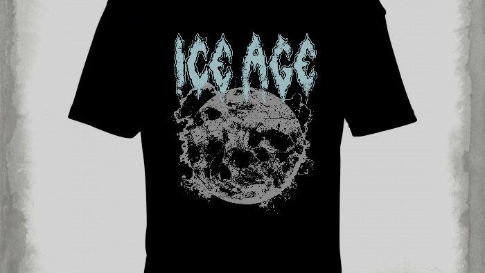Ice Age - Logo GLOBE T-shirt