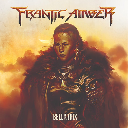 Frantic Amber - Bellatrix CD DIGIPACK