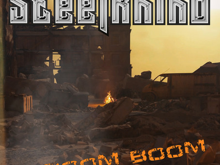 Steel Rhino - Boom Boom - Single out on April 16