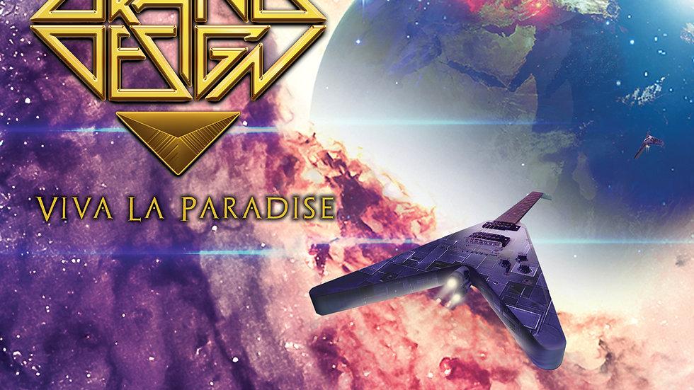 Grand Design -  Viva La Paradise - Special Mission Digipack CD