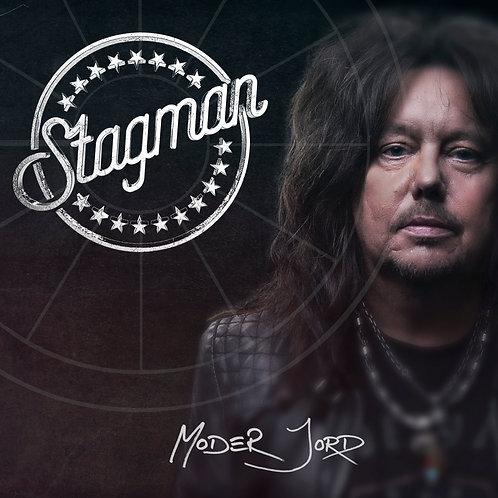 Stagman - Moder Jord  LIMITERAD  FÄRGAD VINYL 100