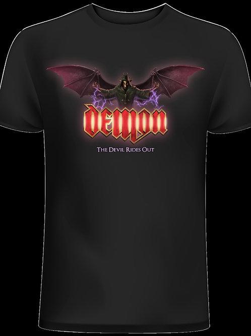 Demon - The Devil Rides Out - T-Shirt