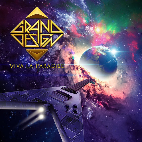 Grand Design - Viva La Paradise CD/VINYL