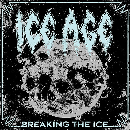ICE AGE - Breaking The Ice  CD + T-shirt
