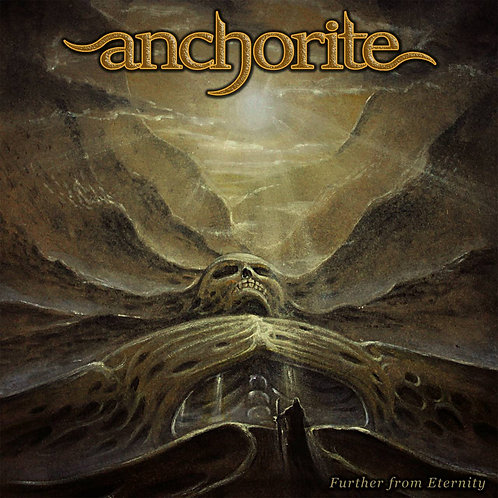 Anchorite - Further From Eternity LIMITED VINYL GOLD