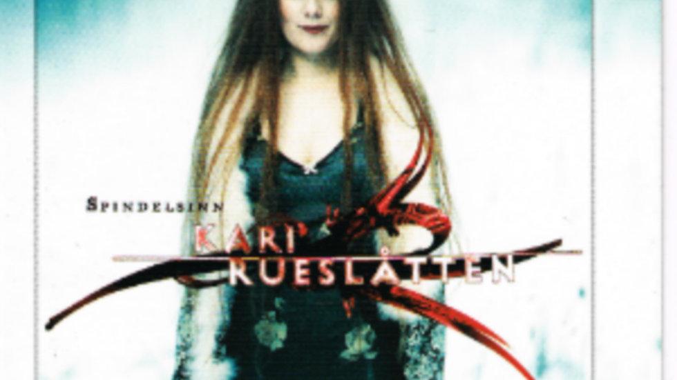 Kari Rueslåtten - Spindelsinn CD