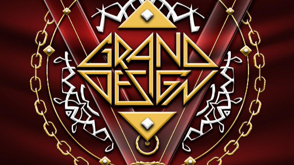 Grand Design - V  - Digipack CD