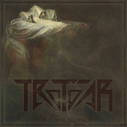 Trotoar - No Salvation DIGIPACK CD