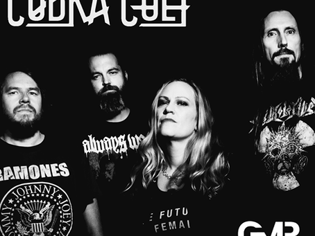 We Welcome COBRA CULT to GMR Music!