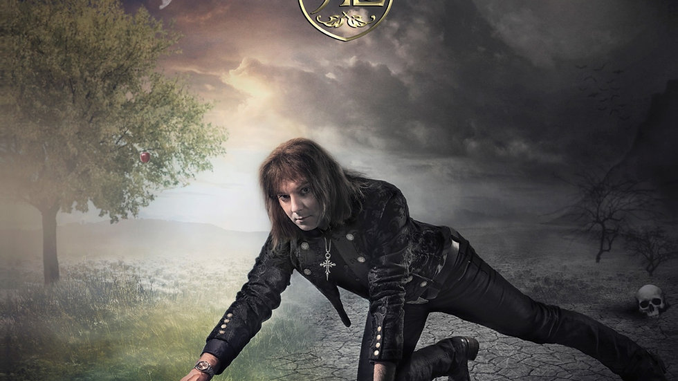 Jayce Landberg - Forbidden World DIGIPACK CD