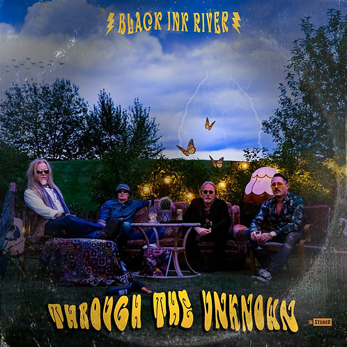 Black Ink River - Through The Unknown CD/DVD PRE ORDER
