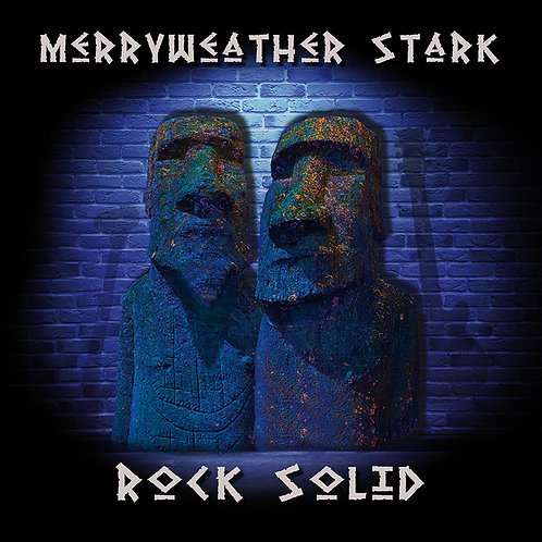 Merryweather Stark - Rock Solid DIGIPACK CD