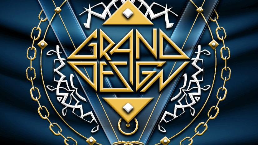 Grand Design - V - LIMITED EDITION VINYL