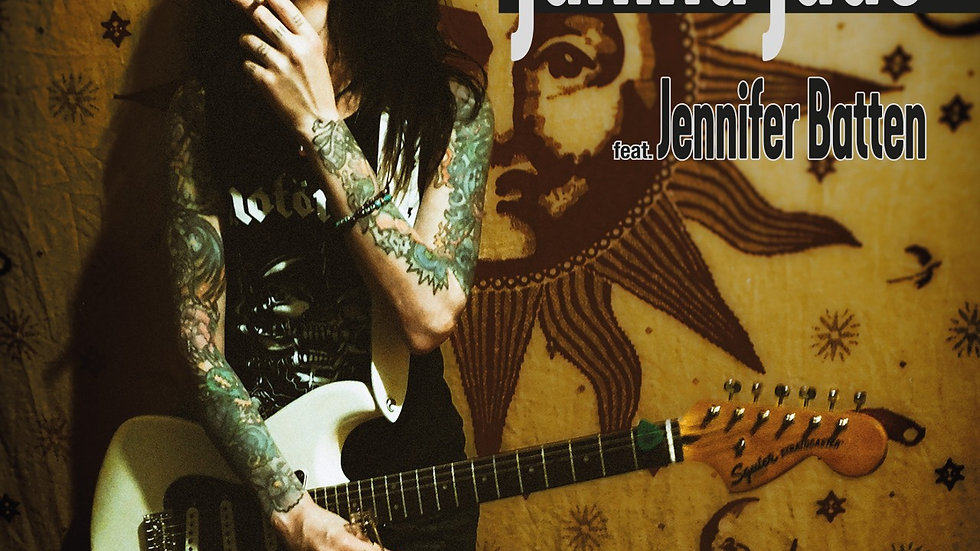 Janina Jade - Heart Of Rock N' Roll DIGIPACK CD