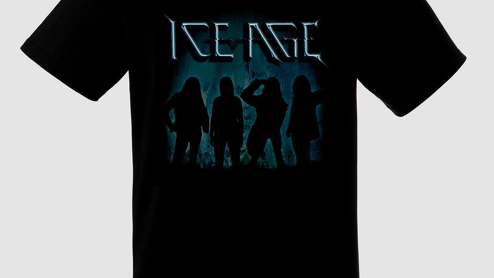 Ice Age - Special Edition Band T-shirt